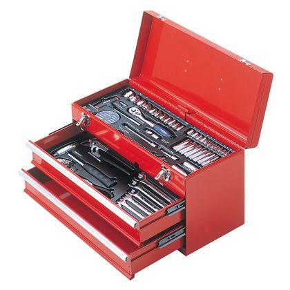 【送料無料】GISUKE 工具 セット 70pcs H355×W590×D285(mm) 工具箱 ツールセット 手動工具セット
