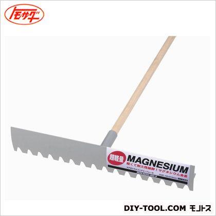 【送料無料】トモサダ マグネシウムコンクリートレーキ 610mm 12617210