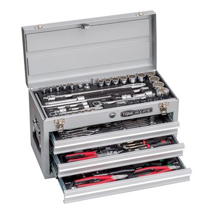 【送料無料】TONE ツールセット シルバー 320 x 565 x 470 mm TSXT950SV 1セット