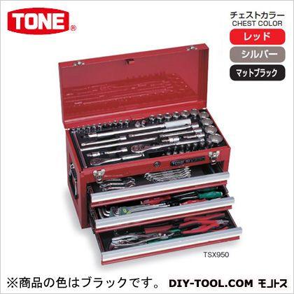 【送料無料】TONE(トネ) TONEツールセット ブラック TSX950BK 1セット