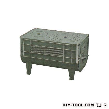 【送料無料】高津製作所 角型薪ストーブ B型 ブラック w340×D610×H330 T-456  台ストーブ暖房器具・冬向け商品