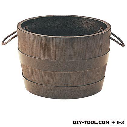 ビヤ樽ポルカ(プランター)  φ620×H440 BB-620  個