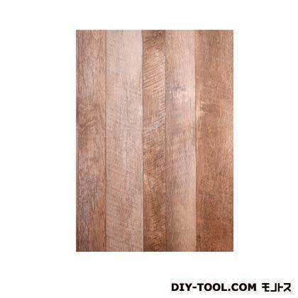 壁紙(クロス)の上から簡単に貼れる壁紙シール グレーウッド W46.5×H250cm KABE-03