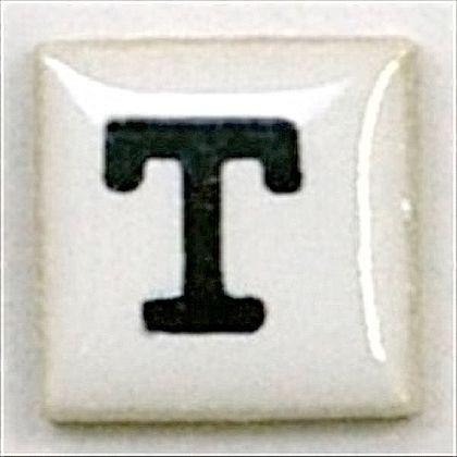 モザイクタイルT-コレットT  約15×15×4mm 15K-T