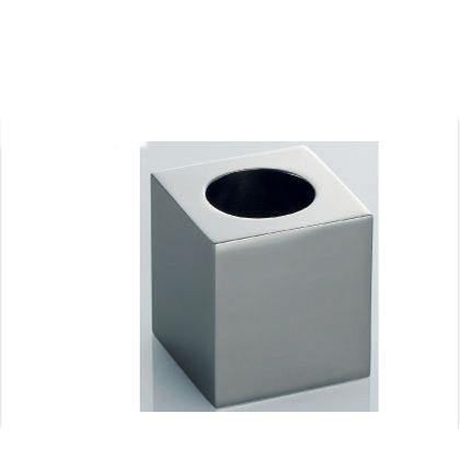 タケダ ペーパーウエイトキューブゼロ ステンレスミラー仕上 PM14