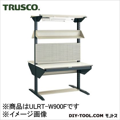 トラスコ(TRUSCO) ライン作業台両面パネル・傾斜棚型W900 ULRT-W900F