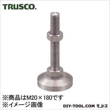 トラスコ(TRUSCO) アジャスターボルトM20×180 SUS-NC20X180