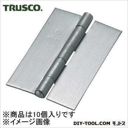 ステンレス製厚口溶接蝶番全長64mm(10個入)   ST-888W-64HL 10 個