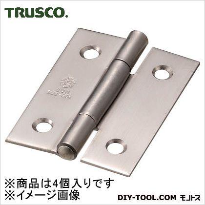 ステンレス製厚口蝶番全長51mm(4個入)   ST-888-51HL 4 個