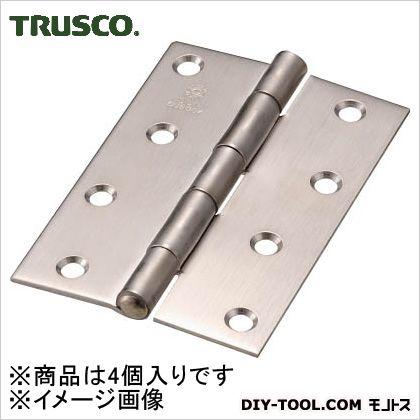 ステンレス製厚口蝶番全長102mm(4個入)   ST-888-102HL 4 個