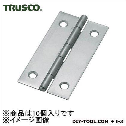 ステンレス製薄口蝶番全長31.5mm(10個入)   ST-550-32 10 個