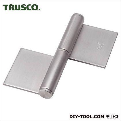 ステンレス製特厚溶接旗蝶番右用全長102mm(2個入)   ST-2000W-102R 2 個