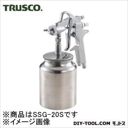 【送料無料】トラスコ(TRUSCO) スプレーガンセット吸上式ノズル径Φ2.0 166 x 155 x 220 mm SSG-20S 1S