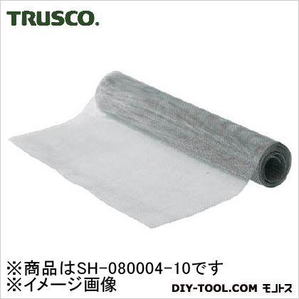 トラスコ(TRUSCO) ステンレス平織金網線径Φ0.80Xメッシュ4X10m巻 1030 x 202 x 206 mm