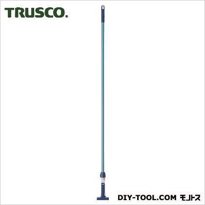 トラスコ(TRUSCO) ヘッド交換式ハンドル(カラータイプ) 緑 K-HAN-G