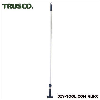 トラスコ(TRUSCO) ヘッド交換式ハンドル(カラータイプ) 白 K-HAN-W