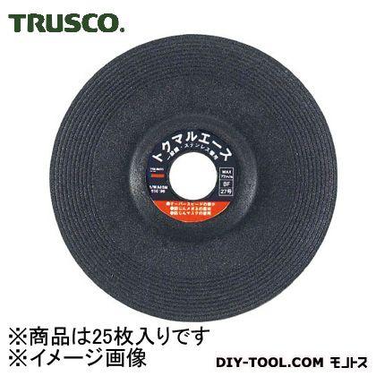 トラスコ(TRUSCO) トクマルエース100X6X1524M鉄・ステン兼用25枚入 TMA1006-24 25枚