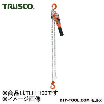 トラスコ(TRUSCO) レバーホイスト1.0ton TLH-100