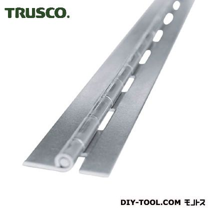 【送料無料】トラスコ(TRUSCO) ユニクロ長蝶番厚さ1.6mmX幅38mmX全長1800mm 1805 x 50 x 25 mm THN-1638-1800