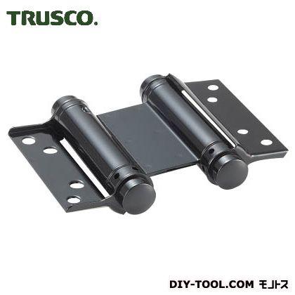 トラスコ(TRUSCO) スチール製自由蝶番両開全長76mm耐荷重10kg以下2個入 110 x 75 x 50 mm 2個