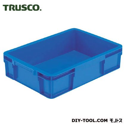 TRUSCO THC型コンテナ有効内寸442X298X115青 B 500.00350.00115.00MM