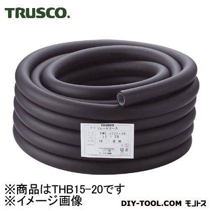 【送料無料】トラスコ(TRUSCO) 発泡ブレードホース15X28mm20m 510 x 510 x 142 mm THB15-20
