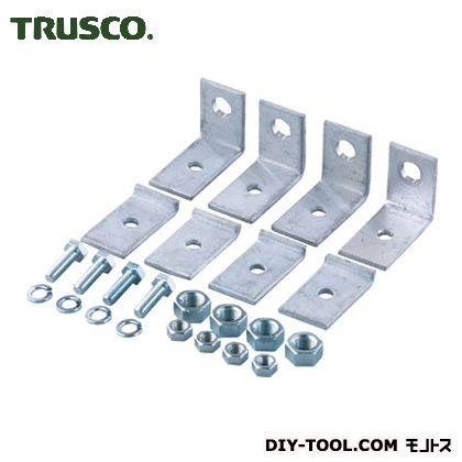 トラスコ(TRUSCO) 収集用ゴミ箱用キャスター取付金具 TGS-K