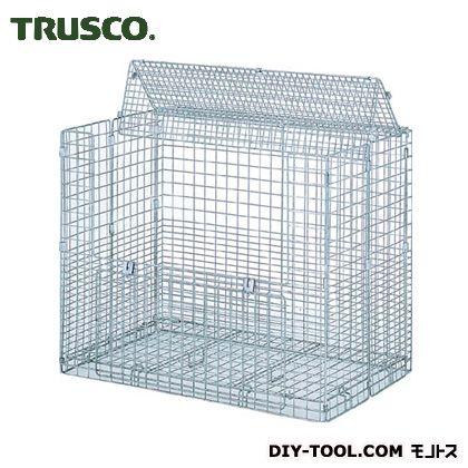 トラスコ(TRUSCO) 収集用ゴミ箱1100X700X900 1140 x 955 x 95 mm