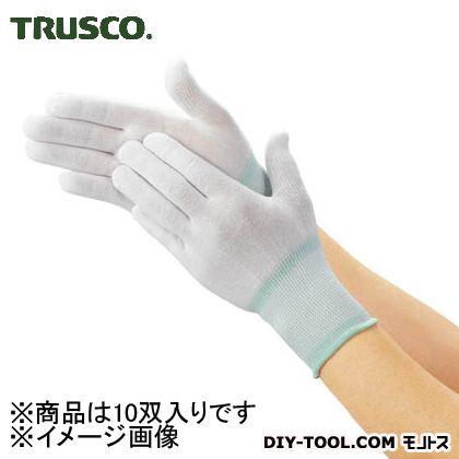 トラスコ(TRUSCO) フィット手袋ノンコートタイプ10双組Mサイズ TGL-292M 10双