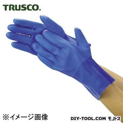 トラスコ(TRUSCO) 耐油ビニール手袋Mサイズ 303 x 152 x 31 mm