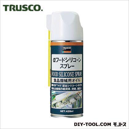 トラスコ(TRUSCO) αフードシリコーンスプレー420ml ALP-FS