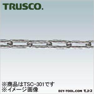 トラスコ(TRUSCO) ステンレスカットチェーン3.0mmX1m 98 x 57 x 28 mm