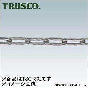トラスコ(TRUSCO) ステンレスカットチェーン3.0mmX2m 93 x 76 x 28 mm
