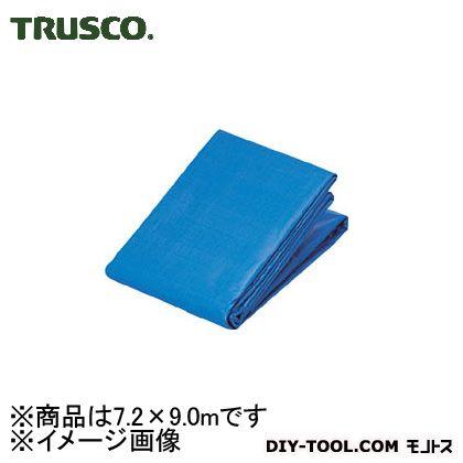 トラスコ(TRUSCO) ブルーターピーシート#3000幅7.2mX長さ9.0m 550 x 500 x 248 mm