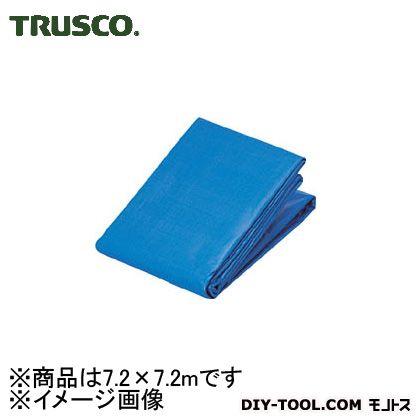 トラスコ(TRUSCO) ブルーターピーシート#3000幅7.2mX長さ7.2m 550 x 436 x 145 mm