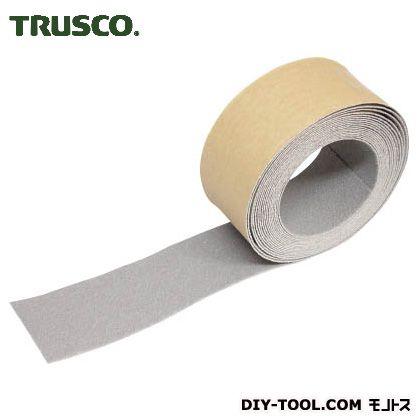 トラスコ(TRUSCO) ノンスリップテープ屋外用50mmX5mグレー GY TNS-50