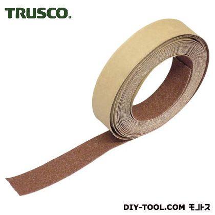 トラスコ(TRUSCO) ノンスリップテープ屋外用25mmX5mエンジ E TNS-25