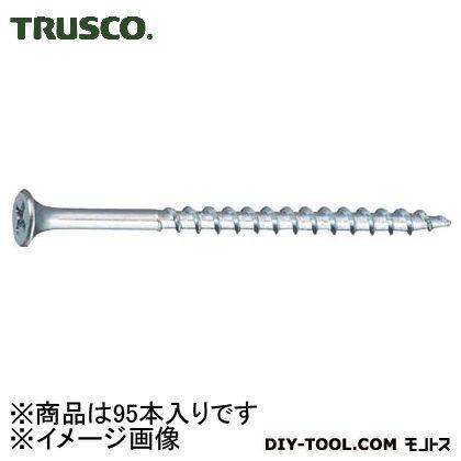 トラスコ コーススレッド スクリューラッパ 45mm TKS45 95 本