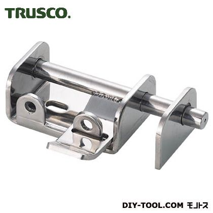 トラスコ(TRUSCO) W貫抜ステンレス製 163 x 119 x 50 mm