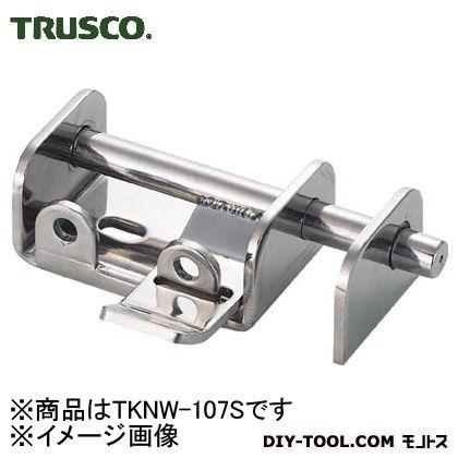 トラスコ(TRUSCO) W貫抜ステンレス製 108 x 81 x 30 mm