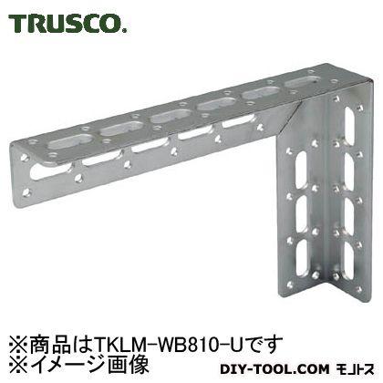 トラスコ(TRUSCO) 配管支持用マルチブラケットスチール810X390 390 x 40 x 810 mm