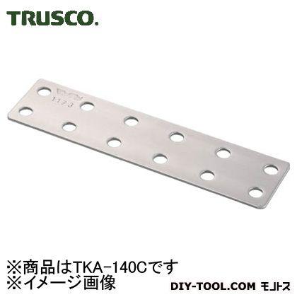 トラスコ(TRUSCO) ジョイントプレート140mmスチール 139 x 34 x 2 mm