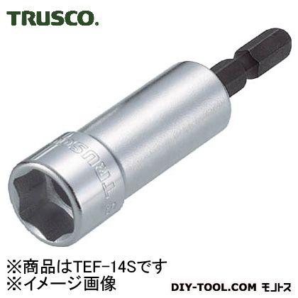 電動ドライバーソケットショート14mm   TEF-14S