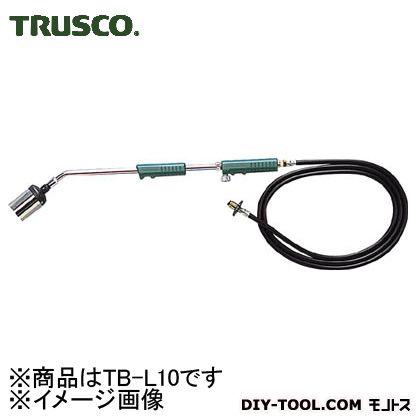 【送料無料】トラスコ(TRUSCO) プロパンバーナーホース3M付火口径10号 1210 x 240 x 120 mm TB-L10 1S