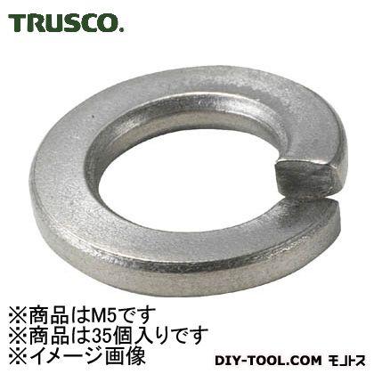 トラスコ(TRUSCO) スプリングワッシャーチタンサイズM535個入 TB96-0005 35個