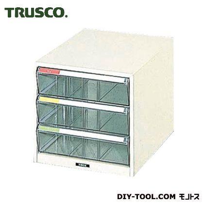 【送料無料】トラスコ(TRUSCO) B4型レターケース深型3段 415 x 309 x 305 mm TB4-M3P