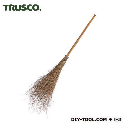 トラスコ(TRUSCO) 竹ボウキ全長1700mm 1740 x 100 x 100 mm
