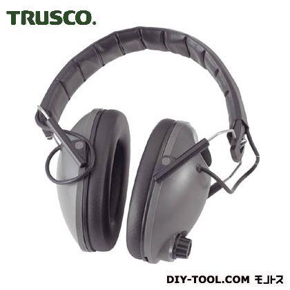 【送料無料】トラスコ(TRUSCO) イヤーマフ自動遮音付スピーカー内蔵 219 x 155 x 106 mm TAE-80