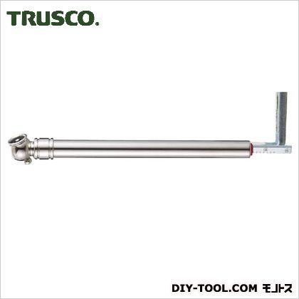 トラスコ(TRUSCO) タイヤプレッシャーゲージ自動車・オートバイ用 180 x 55 x 16 mm