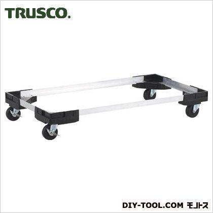 【送料無料】トラスコ(TRUSCO) プラスチック棚専用台車 630 x 478 x 142 mm TPTDR